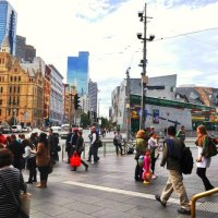 Melbourne: Federation Square